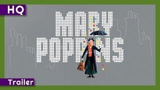 Mary Poppins (1964) Trailer