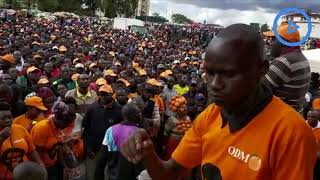 ODM Party says it needs to scrutinise IEBC Kibra voters register