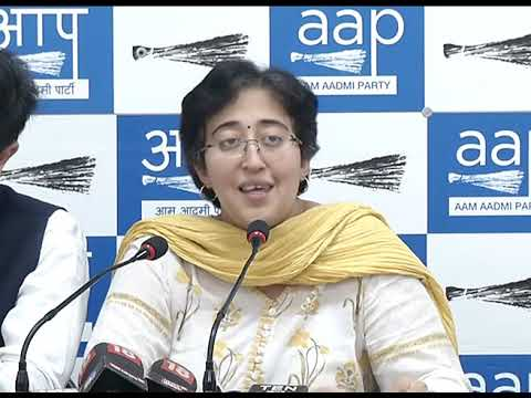 BJP Is Provoking People Against SC, While AAP Welcomes Every SC Judgement