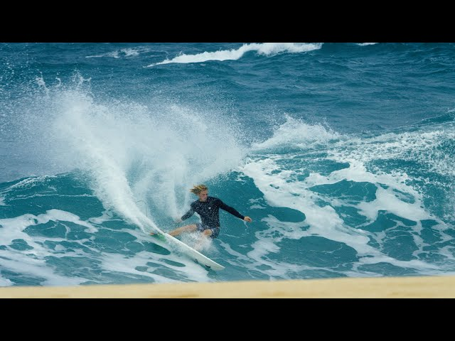 zx        ssIn The Shaping Bay: Jon Pyzel | SURFER Films