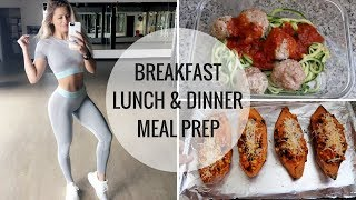 Simple Meal Prep Recipes | Reach Your Fitness Goals