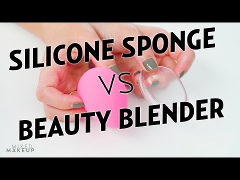 mp4 Beauty Blender Vs Silicon, download Beauty Blender Vs Silicon video klip Beauty Blender Vs Silicon