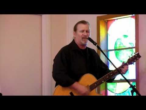 Tony Barker with original song San Saba River