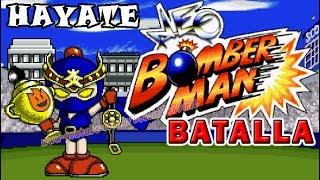 NEO BOMBERMAN Modo Batalla - HAYATE.