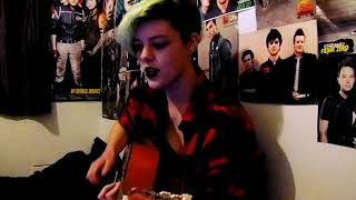 Gerard Way   Baby You're A Haunted House Acoustic Cover