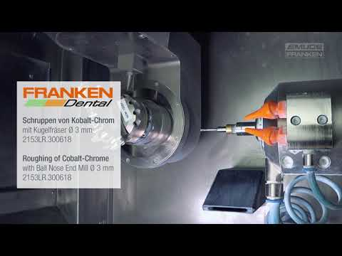 FRANKEN Dental - Werkzeuge für Dentallabore