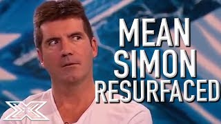 Simon Cowell's Most Shocking Judge Moments During X Factor Auditions | X Factor Global