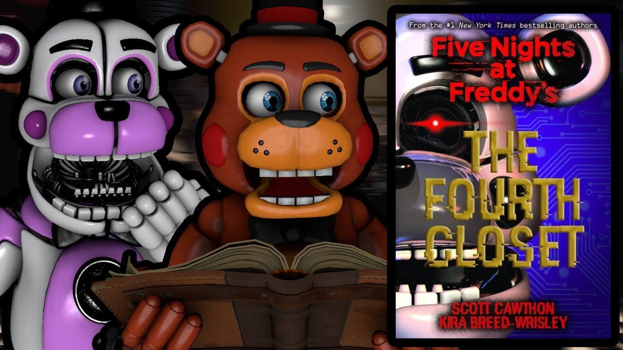 TOY FREDDY AND FUNTIME FREDDY REACT TO: Ultimate Custom
