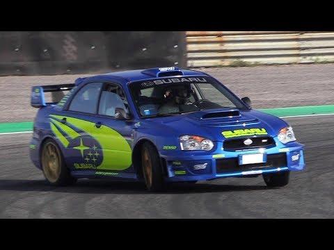 WRCTeam.it Track Day Adria 23/9/2018 - Delta S4, Fiesta RS Turbo, 306 GTI Maxi & More!