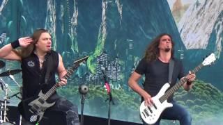 Sonata Arctica - Fullmoon Live in Wacken, Germany 04/08/17