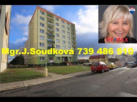 Video Prodej bytu 3+1 v osobním vlastnictví 77 m², Litvínov