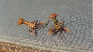 Tying A Crayfish Fly