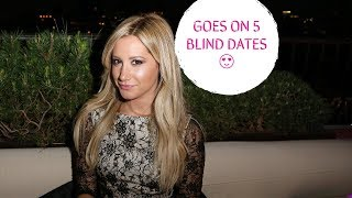 Ashley Tisdale Goes on 5 Blind Dates