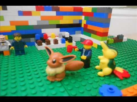 Lego Pokmon legends exalted ep 5 the super battles of the super cup