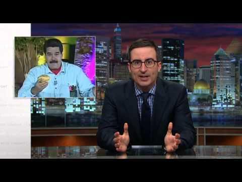 Last Week Tonight with John Oliver - Nicolas Maduro