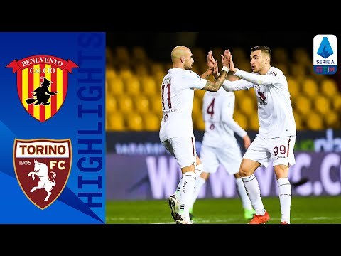Benevento 2-2 Torino