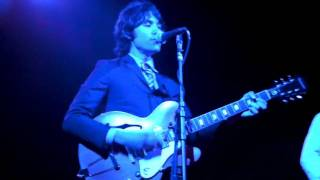 The Young Veins - Dangerous Blues (Live in NYC 7/14/2010)
