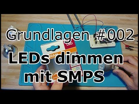 Dopguys || Grundlagen #002 LED-Leuchtmittel - dimmbar oder nicht?!