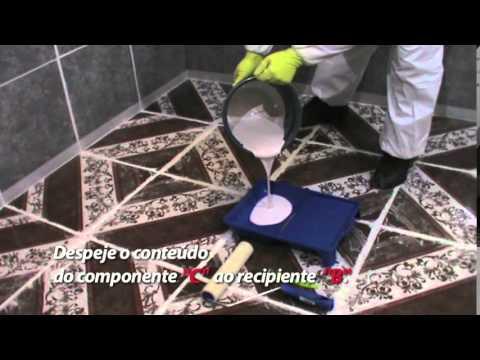 Tutorial Porcelanato Liquido BAUTECH