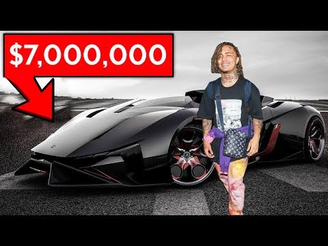 10 Items Lil Pump Owns That Cost More Than Your Life…