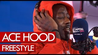 Ace Hood freestyle on The Race - Westwood