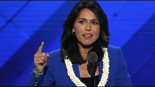 Tulsi Gabbard pushes bill to outlaw govt funding of terrorists