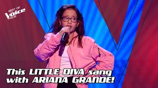 Natasha Sings 'sorry Not Sorry' By Demi Lovato  The Voice Stage #19