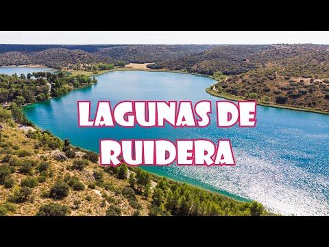 Lagunas De Ruidera Y Castillo De Peñarroya【Dron 4K】 | Seguirviajando