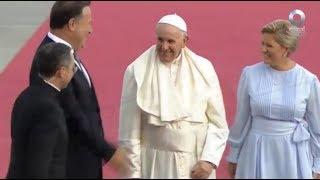 Sacro y Profano - El Papa Francisco en Panamá