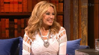 Kylie Minogue - Interview (Paul O'Grady Show 2010)