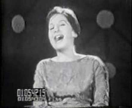 Barbra Streisand - A sleepin' bee