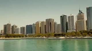 Форсаж 7! Отрывок из Абу Даби!