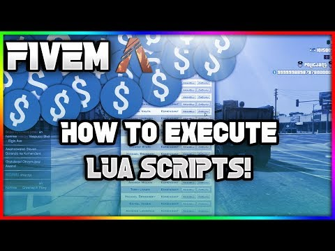How to execute Lua Scripts in FiveM (CHECK NEW VIDEO IN