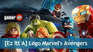 [Ez Itt A] Lego Marvel's Avengers   Gamer365.hu