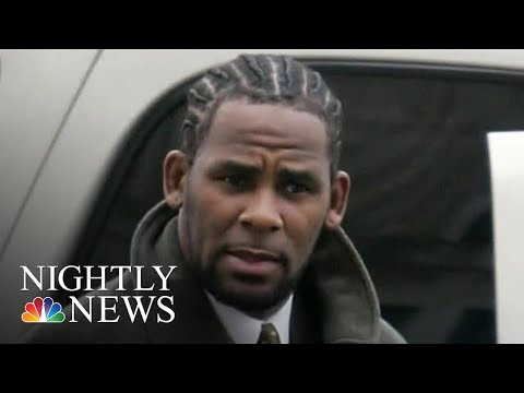 R. Kelly Charged With Multiple Counts Of Sexual Abuse | NBC Nightly News