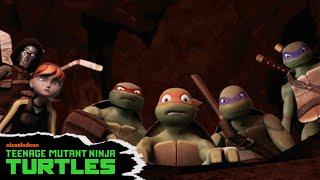 'Tales of the TMNT Recap RAP' Official Lyric Video! 🐢 🎤  | Teenage Mutant Ninja Turtles | Nick