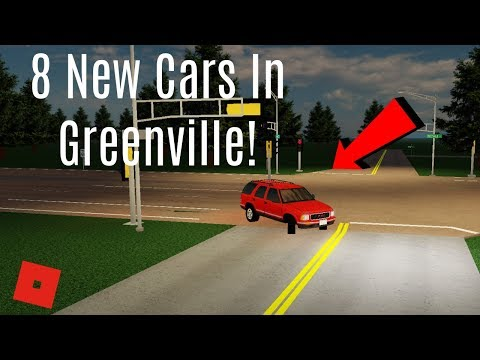 Roblox Greenville Cars