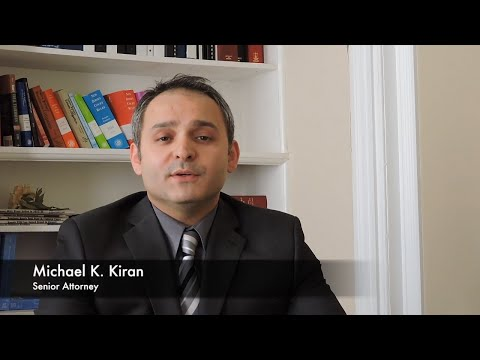 New Jersey Immigration Lawyer Michael K. Kiran