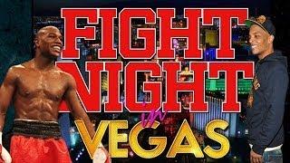 T.I. & Floyd Mayweather -- The Vegas Brawl!   TMZ