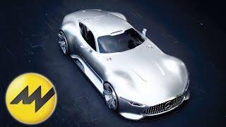 Mercedes AMG Vision GT - Video