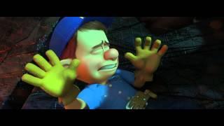 """Wreck-It Ralph """"Felix Meets Sgt. Calhoun"""" Clip"""