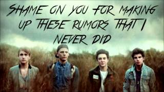 Rixton - I Knew You Were Trouble (Lyrics)