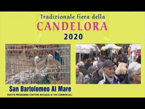 A SAN BARTOLOMEO AL MARE, FINO A LUNEDI' LA STORICA FIERA DELLA CANDELORA