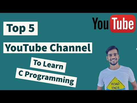 Top 5 YouTube Channels to Learn C Programming | Best YouTube Channels to Learn C Programming |