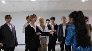 Kpop band Seventeen on Morissette Amon after Asia Song Festival 2018