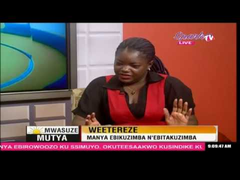 NTV MWASUZE MUTYA: Manya Ebikuzimba n'ebitakuzimba