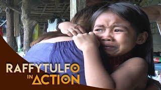 PINUNTAHAN NG RAFFY TULFO IN ACTION TEAM ANG KABUNDUKAN PARA MA-RESCUE NG OFW ANG KANYANG ANGHEL!