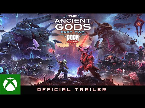 DOOM Eternal: The Ancient Gods part II (ultime trailer) de DOOM Eternal