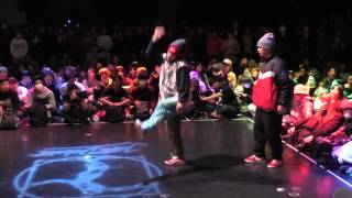 Ghôst Flow Movement (Meech and drop )  vs YASS + Yusei BEST4 HIPHOP / JUSTE DEBOUT JAPAN 2016