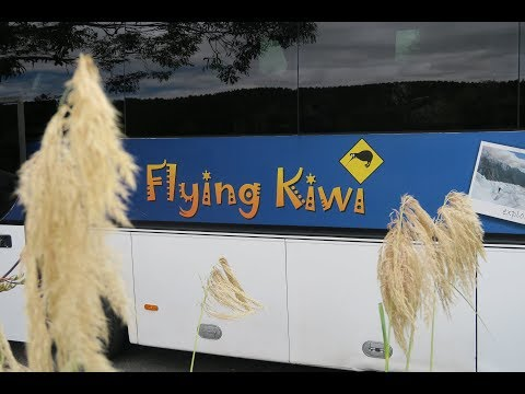 Video of Touring New Zealand with Flying Kiwi - December 20